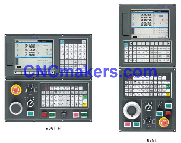 GSK988T CNC Control System