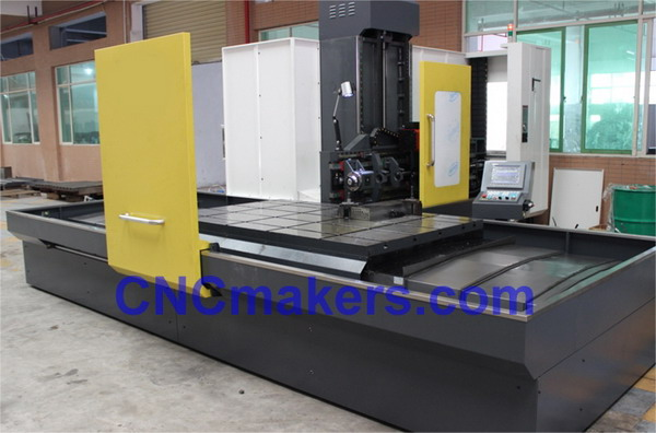 CNC_Deep_Hole_Drilling_Machine_Assembling