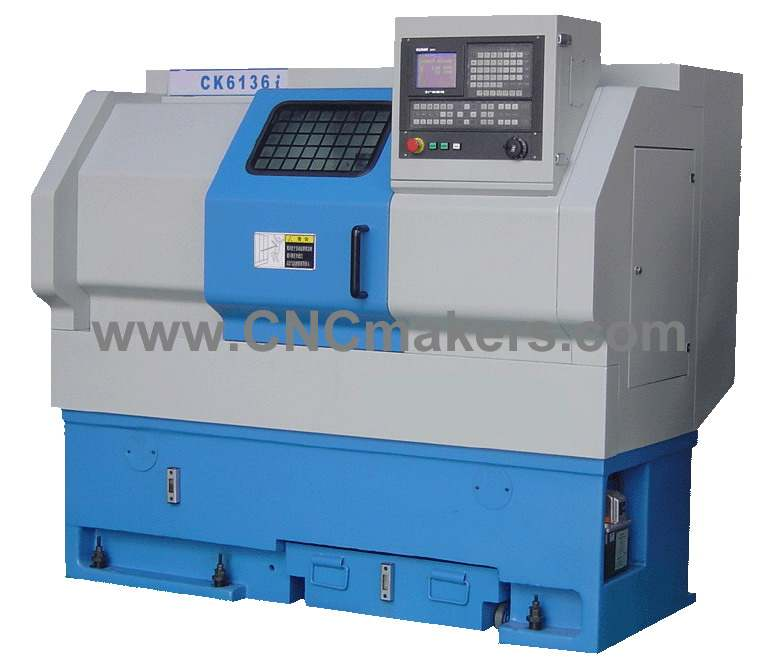 CK6136i Turning CNC Lathe Machine