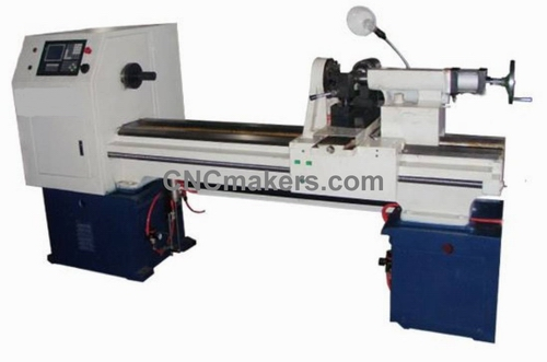 CNC Wood Working Lathe Machines