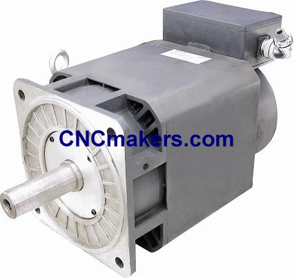 AC Asynchronous Servo Spindle Motors