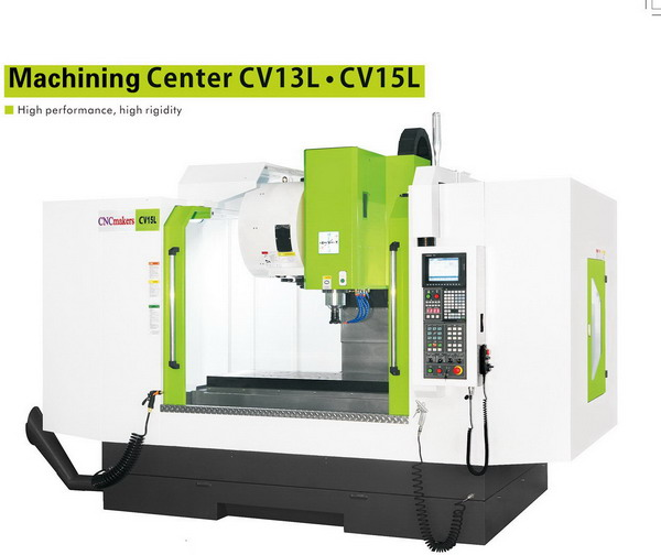 CV13L CV15L CNC Machining Center