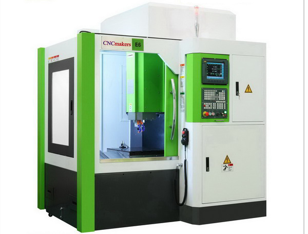 CNC Engraving and Milling Machine E6