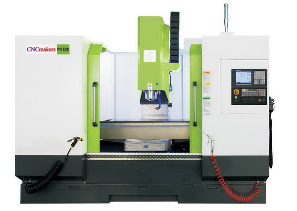 Bed Type CNC Milling Machine V10 Eco