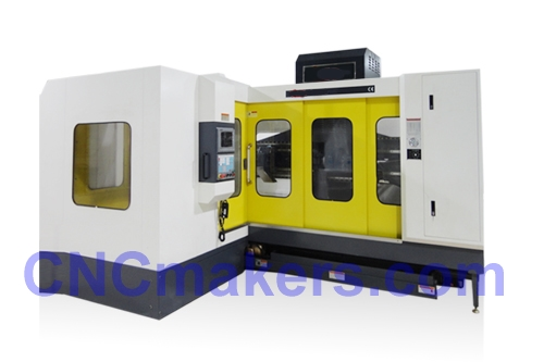 DH1000 CNC Deep Hole Drilling Machine