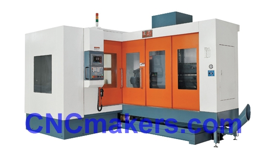 DH1312 CNC Deep Hole Drilling Machine