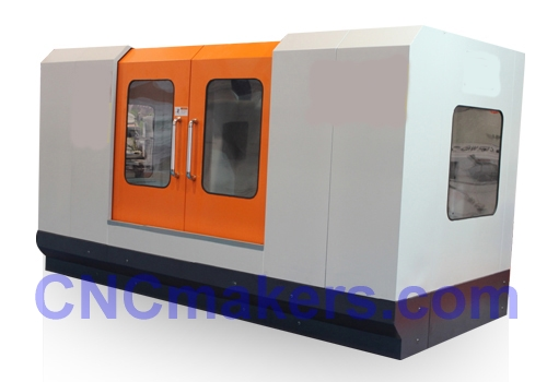 DH1513 CNC Deep Hole Drilling Machine