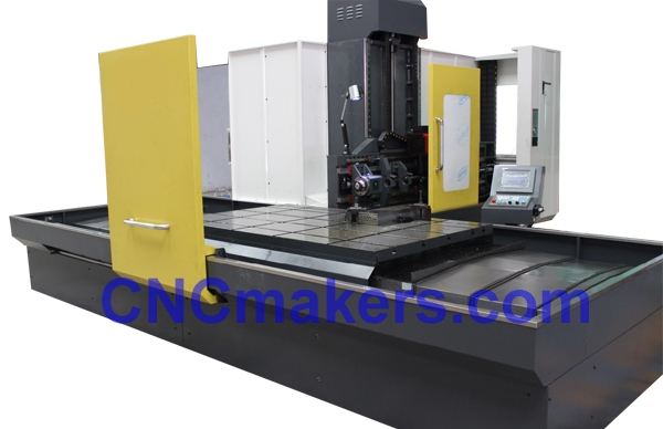 DH2016 CNC Deep Hole Drilling Machine