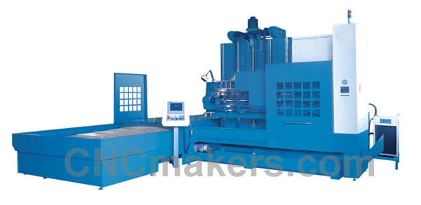 DH2018 CNC Deep Hole Drilling Machine