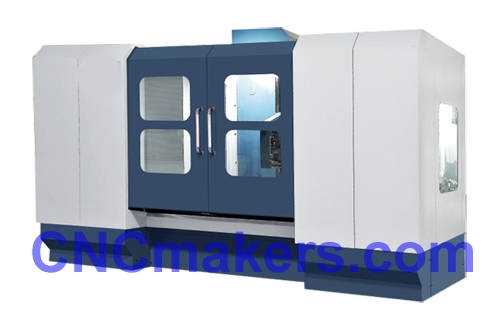 DH600 CNC Deep Hole Drilling Machine