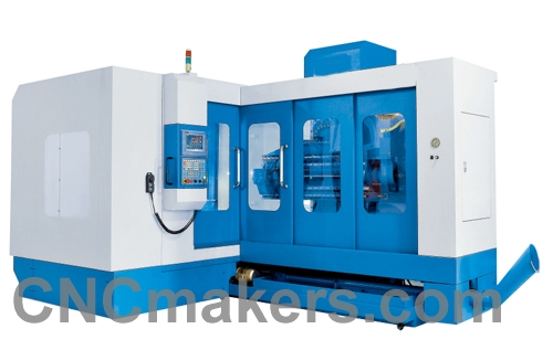 DH800 CNC Deep Hole Drilling Machine