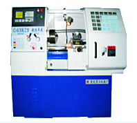 C2-6130K/2 CNC Lathe Machine