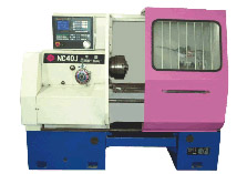 NC40J Turning CNC Lathe Machine