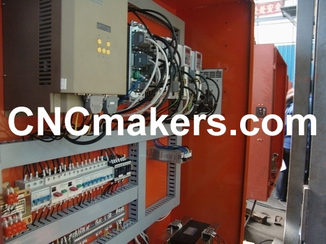 Electric Cabinet of CNC milling machine